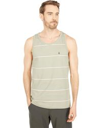 Volcom - Yewbisu Tank Top Clothing - Lyst
