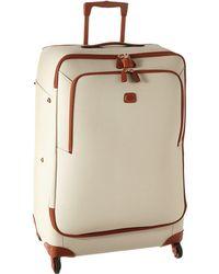 Bric's - Firenze - 32 Light Spinner (cream) Luggage - Lyst