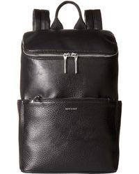 Matt & Nat - Dwell Brave (black Dwell) Handbags - Lyst