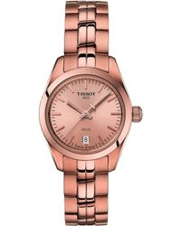 Tissot - Pr 100 Lady Small - T1010103345100 (rose Gold) Watches - Lyst