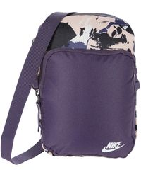 Nike Heritage Small Items - All Over Print - Purple