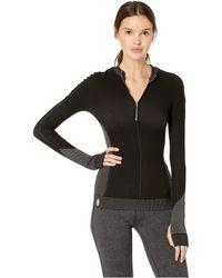 Free People - Honeycomb Midlayer (black) Women's Clothing - Lyst