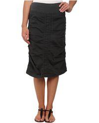XCVI - Trace Back Skirt - Lyst