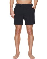 Polo Ralph Lauren - Monaco Trunk W/ Swim Bag (polo Black) Men's Swimwear - Lyst