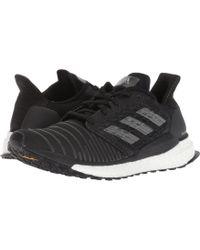 adidas Originals - Solar Boost (raw Grey/white/chalk Coral) Women's Running Shoes - Lyst