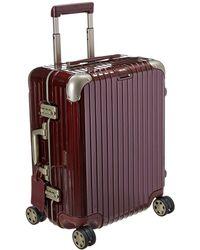 Rimowa - Limbo - Cabin Multiwheel(r) (black) Luggage - Lyst