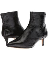 Rebecca Minkoff - Siya (black Shiny Leather) Women's Boots - Lyst