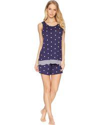 Jockey - Tank Top Boxer Set (dot & Stripe) Women's Pajama Sets - Lyst