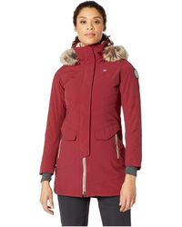 Obermeyer - Sojourner Down Jacket (charcoal) Women's Coat - Lyst