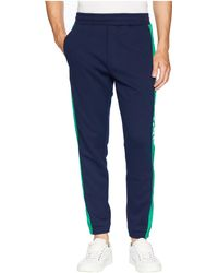 Polo Ralph Lauren - Cp-93 Training Jersey Athletic Pants (cruise Navy/green Grass) Men's Casual Pants - Lyst