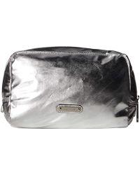 Rebecca Minkoff - Nylon Cosmetic Pouch (scarlet) Wallet Handbags - Lyst