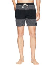Globe - Dion Cellar Poolshorts (vintage Black) Men's Swimwear - Lyst