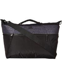 adidas Studio Iii Duffel Bag - Black