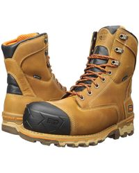 Timberland 8 Boondock Composite Safety Toe Waterproof Insulated - Brown
