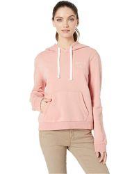 Rip Curl - On Shore Hoodie (rose Gold) Women's Sweatshirt - Lyst