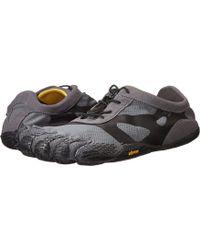 Vibram Fivefingers - Kso Evo (grey/black) Men's Running Shoes - Lyst