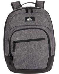 Quiksilver Schoolie Cooler Backpack Bags - Gray
