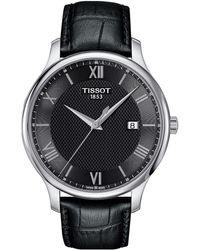 Tissot - Tradition - T0636101605800 - Lyst