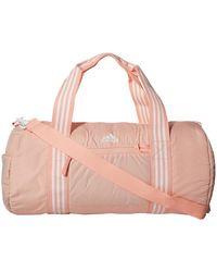 adidas Vfa Roll Duffel - Pink