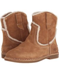 dd79243e267 UGG Catica (chestnut) Women's Pull-on Boots in Brown - Lyst