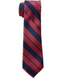 Lauren by Ralph Lauren - Americana Stripe Tie - Lyst