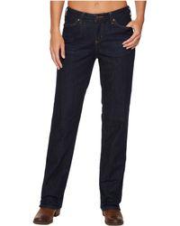 Carhartt - Original Fit Blaine Flannel Lined Jeans - Lyst