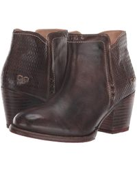 Bed Stu - Yell P (tan Lux) Women's Boots - Lyst