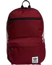 adidas Originals - Originals National Sst Recycled Backpack Backpack Bags - Lyst