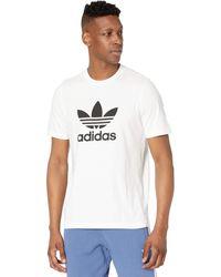 adidas Originals Trefoil Tee T Shirt - White
