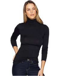 Rachel Pally - Basic Turtleneck (black) Women's Clothing - Lyst