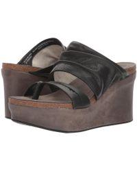 Otbt - Tailgate Platform Sandals - Lyst