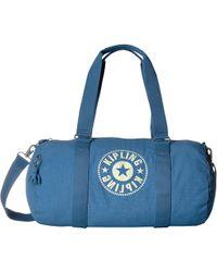 Kipling Onalo Duffel Bag - Blue