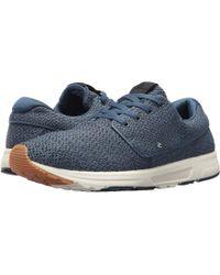 8ef862f5b Lyst - Tommy Hilfiger Roamer-sc Dark Blue Fabric Casual Shoe 7 Men ...