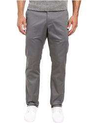 RVCA - The Week-end Pant (dark Khaki) Men's Casual Pants - Lyst