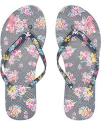 19e35c9952d0 Vera Bradley - Flip Flops (shore Thing) Women s Sandals - Lyst