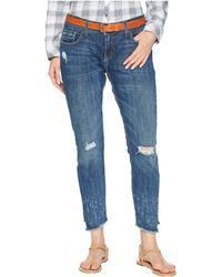Cruel - Abby Skinny Crop Jeans Cb10954001 - Lyst