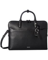 Tumi - Stanton Anita Portfolio (black) Handbags - Lyst
