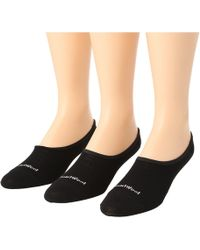Smartwool - Hide And Seek 3-pack (fossil Heather) Women's No Show Socks Shoes - Lyst