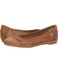 Report - Madella (dark Tan) Women's Shoes - Lyst