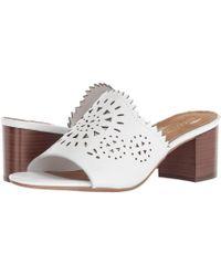 Aerosoles - Midsummer (white Leather) Women's Shoes - Lyst
