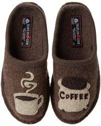 Haflinger - Coffee - Lyst