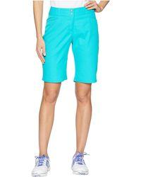 adidas Originals - Essentials Lightweight Bermuda Shorts (grey Three) Women's Shorts - Lyst