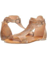 Bed Stu - Sable (black Handwash) Women's Shoes - Lyst