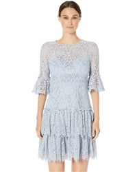 3c753ab330d3 Bardot Solange Lace Dress (lilac Mist) Dress in Purple - Save 42% - Lyst