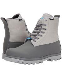 Native Shoes - Johnny Treklite (jiffy Black/jiffy Black) Shoes - Lyst