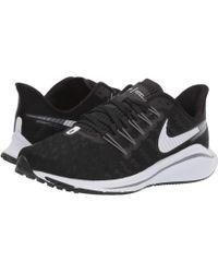 Nike Air Zoom Vomero 14 Running Shoe (wide) - Black