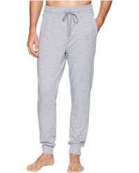 2xist - 2(x)ist Athleisure - Modern Essentials Slim Fit Jogger (denim Heather) Men's Casual Pants - Lyst