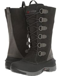 Baffin - Coco (black) Women's Boots - Lyst