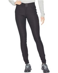 Toad&Co - Flextime Skinny Pants (black) Women's Casual Pants - Lyst