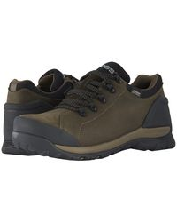 Bogs Foundation Leather Low Wp Soft Toe - Brown